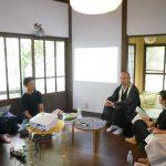 京都・退蔵院副住職 松山大耕さんを囲んで 。今の時代における、お坊さんの役割とは  [後編]